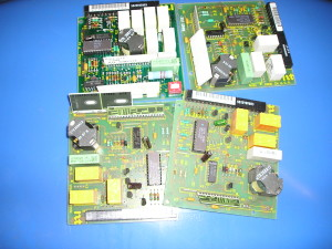 Printed circuit boards for recycling